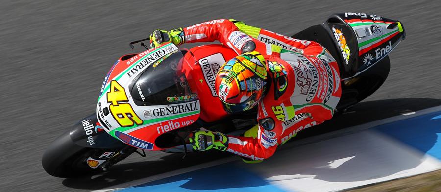 Rossi 2012