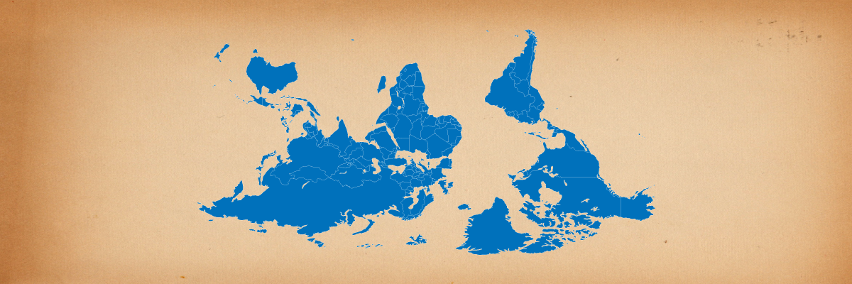 visual-design---world-map