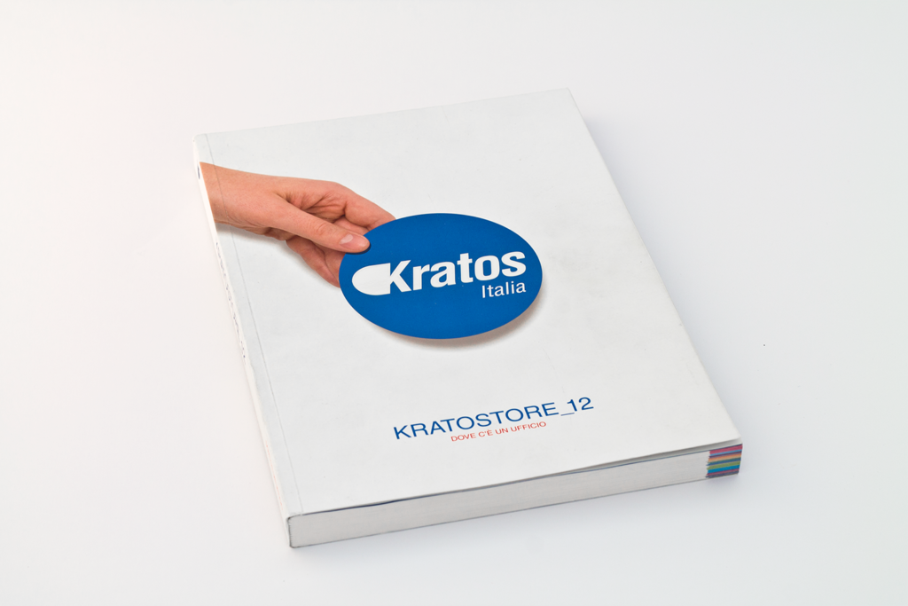Catalogo Kratos 2012