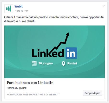 Corso di LinkedIn