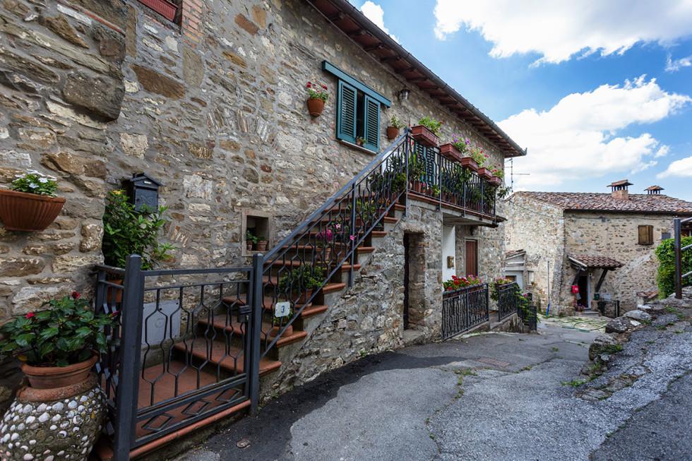 Località Barbischio - Gaiole in Chianti - Toscana