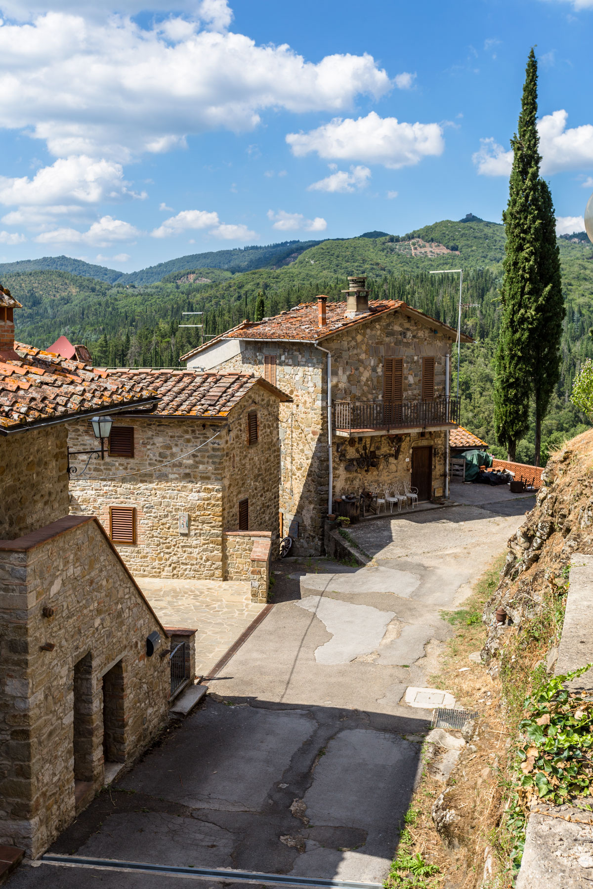 Località Barbischio - Gaiole in Chianti