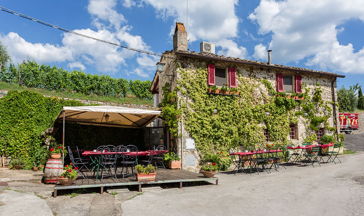 Osteria il Papavero - Chianti - Toscana