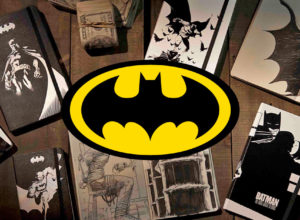 Batman Moleskine