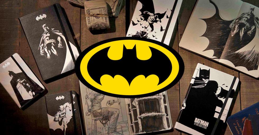 Batman Moleskine
