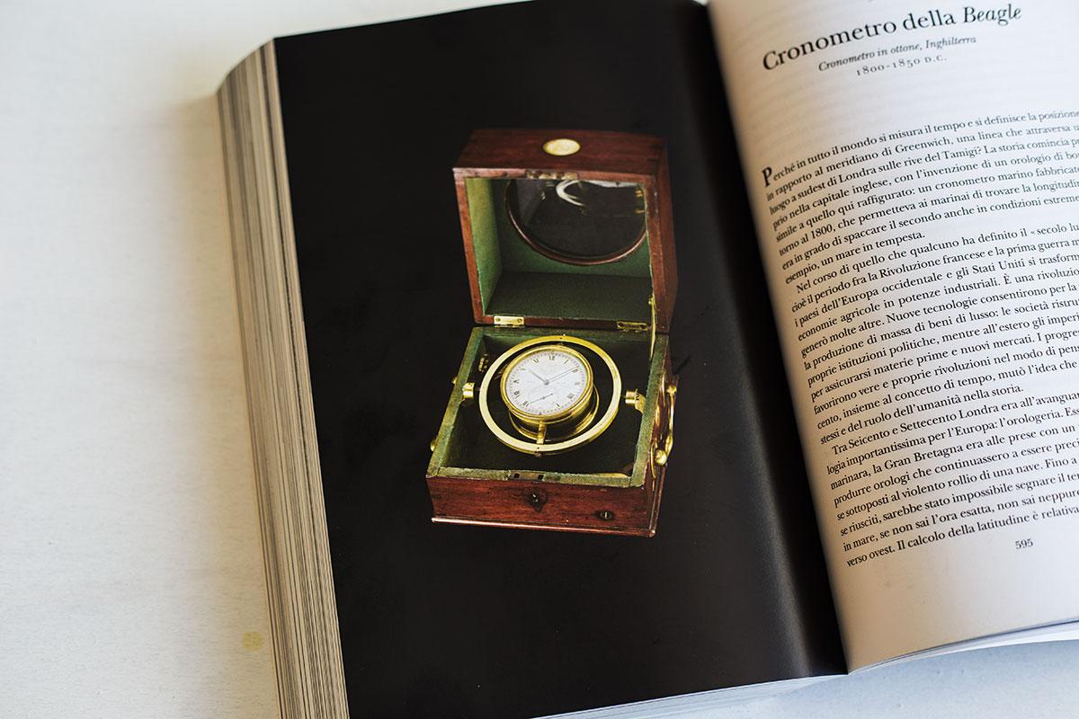Il cronometro della Beagle - La storia del mondo in 100 oggetti