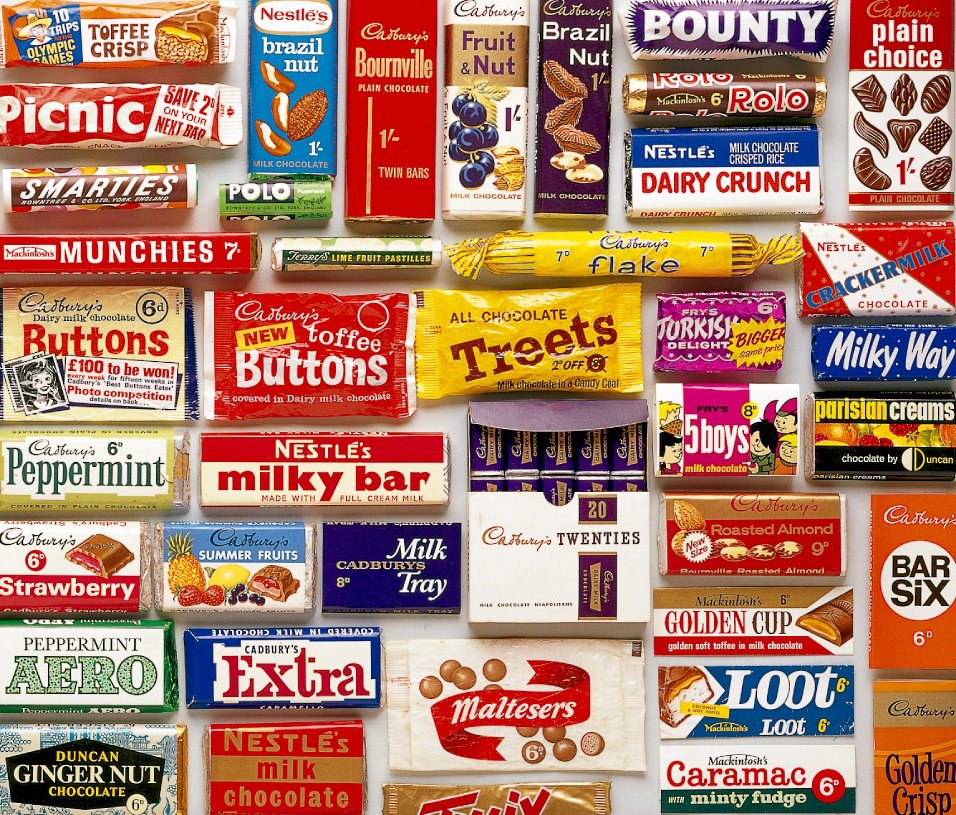 London, Museum of Brands