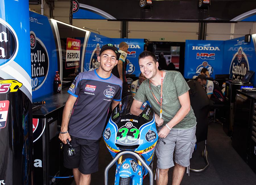 copywriter MotoGP