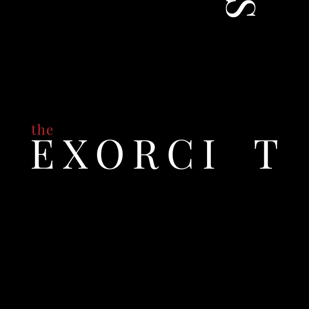 The Exorcist logo
