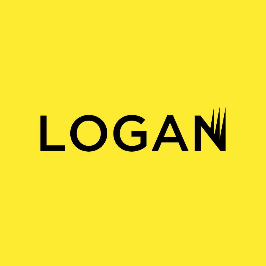 Logan - The Wolverine lettering design