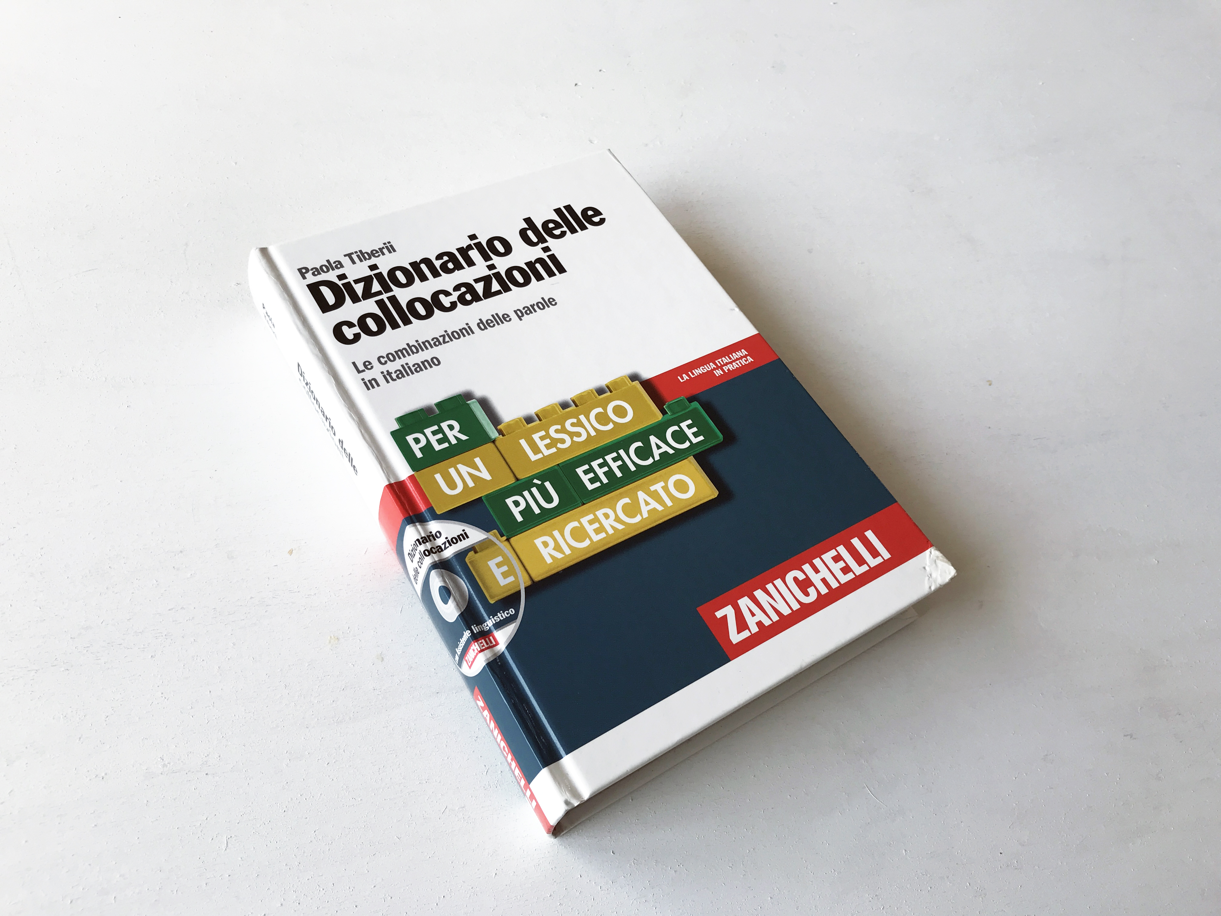 dizionario delle collocazioni zanichelli