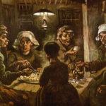 vincent van gogh - mangiatori di patate