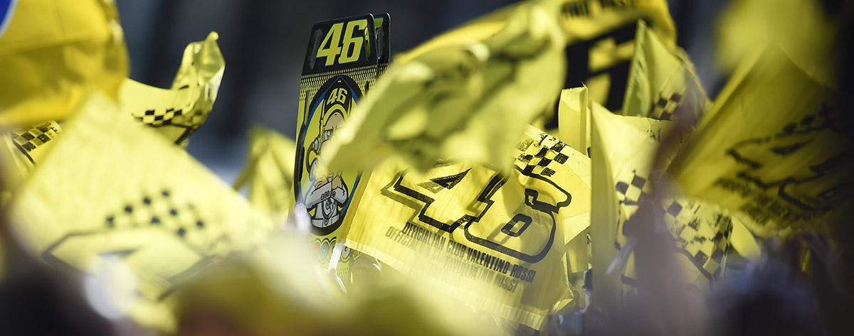Valentino Rossi fan club