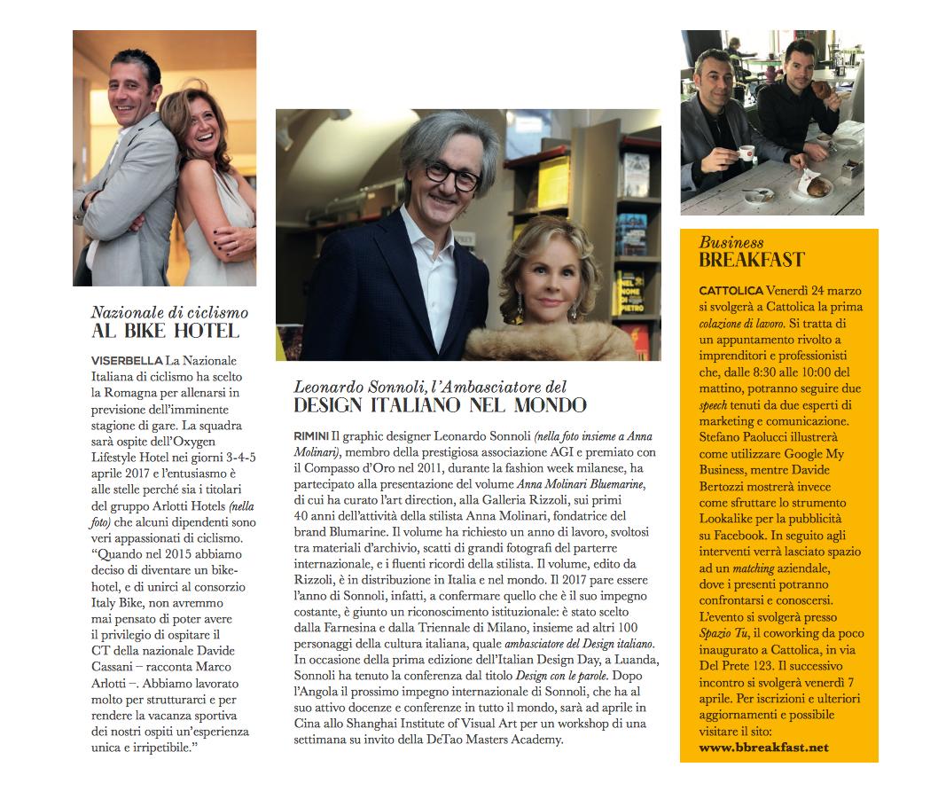 Business Breakfast - Rimini In Magazine