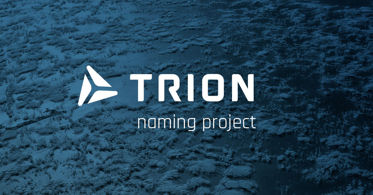 Trion - Naming by Davide Bertozzi copywriter