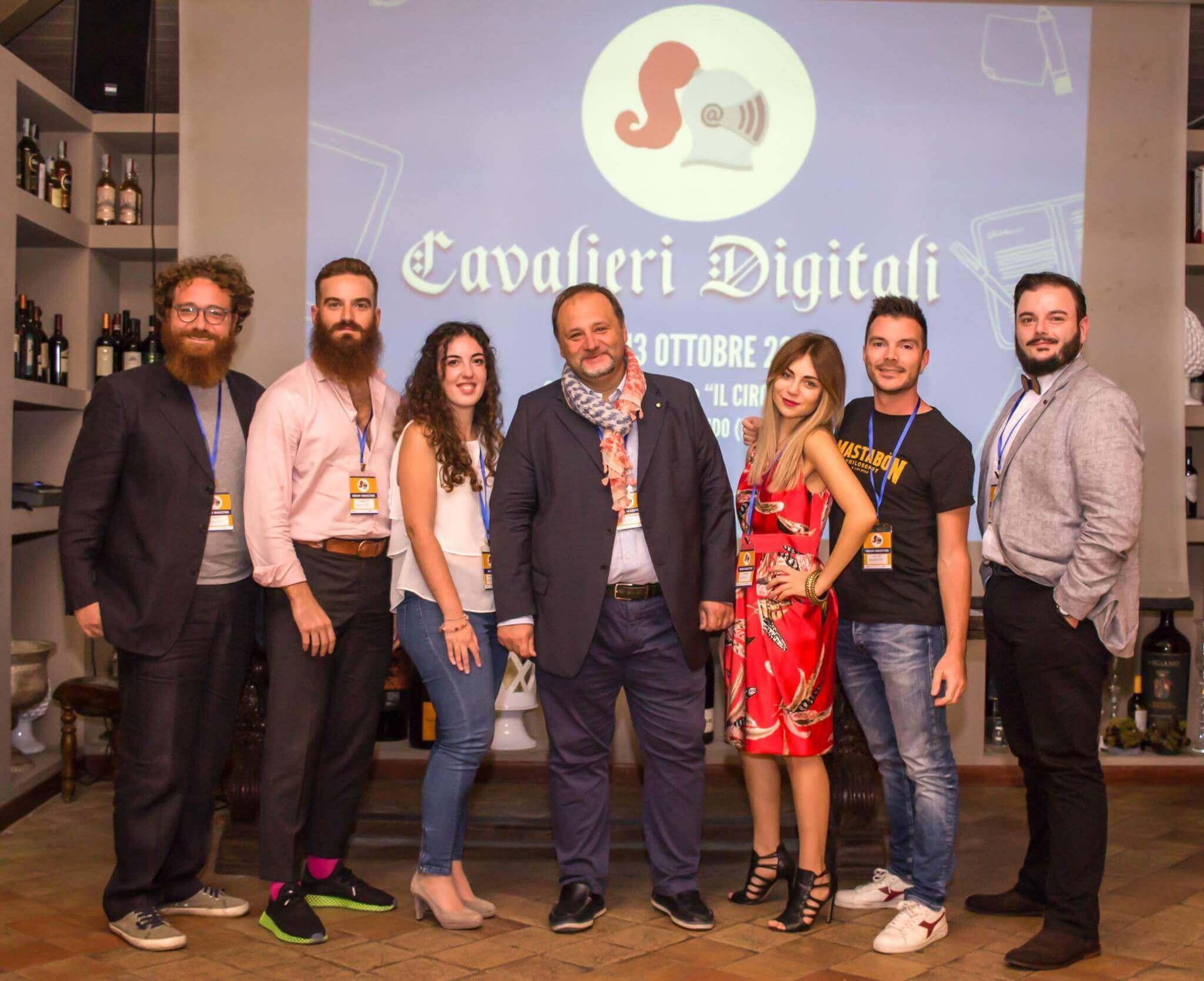Relatori di Cavalieri Digitali