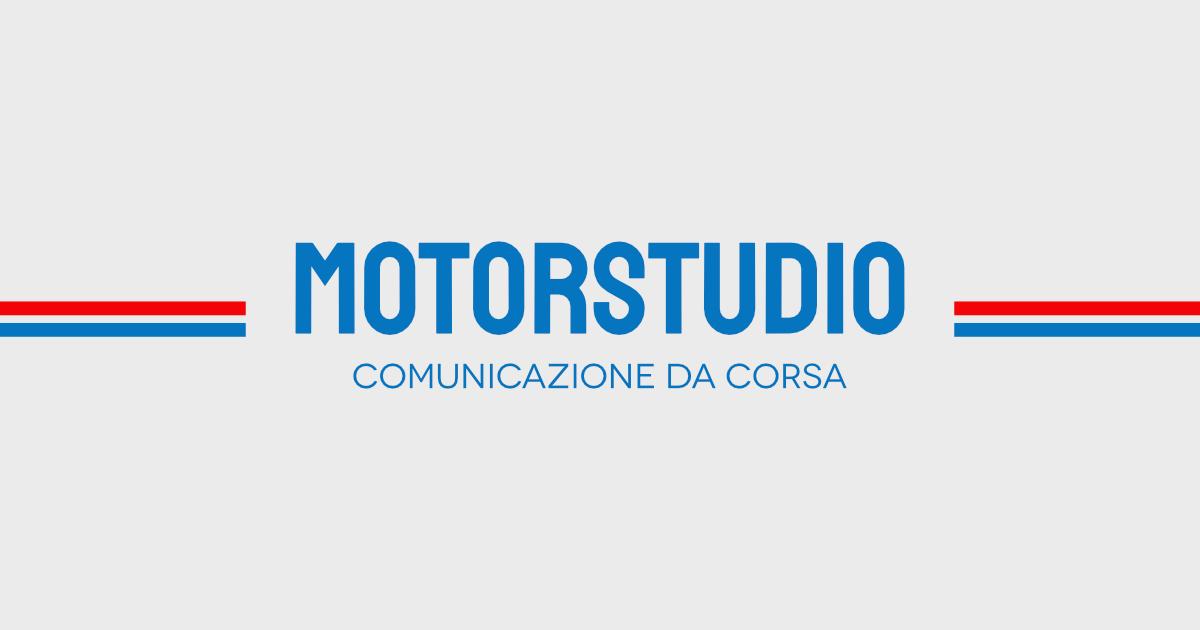Motorstudio - naming e logo